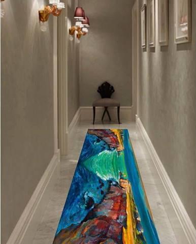 Koberec Rizzoli Sea, 80 x 200 cm