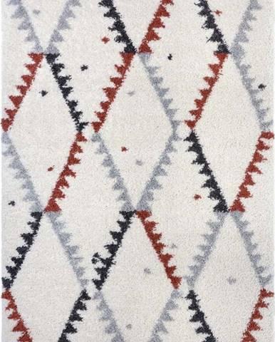 Krémový koberec Mint Rugs Lark, 120 x 170 cm