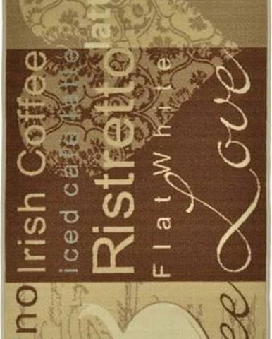 Kuchyňský běhoun Hanse Home Coffee Love, 67x180cm