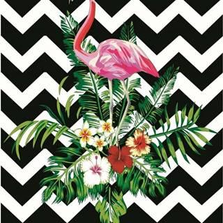 Koberec Rizzoli Flamingo, 160 x 230 cm