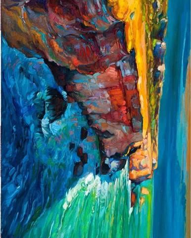 Koberec Rizzoli Sea, 80 x 140 cm