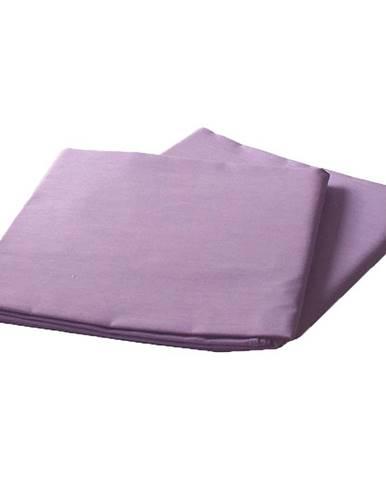 Prostěradlo bavlna 140x230 fialová