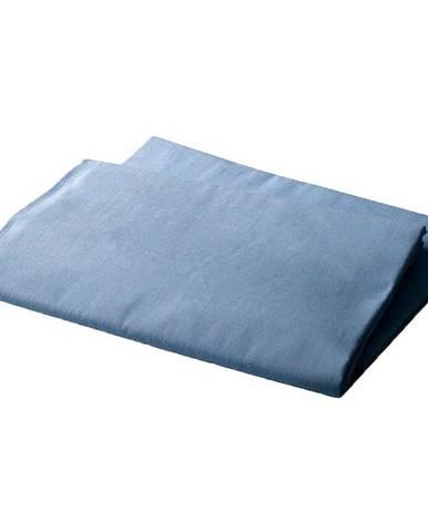 Prostěradlo bavlna 140x230 modrá