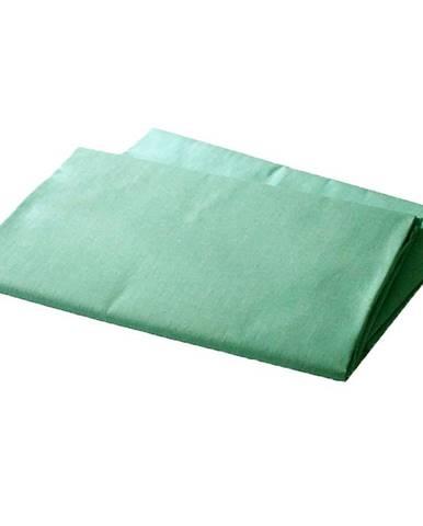 Prostěradlo bavlna 140x230 zelená