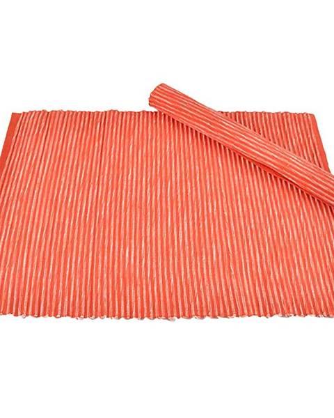 VESNA Prostírání 2 ks 33x45 oranžová