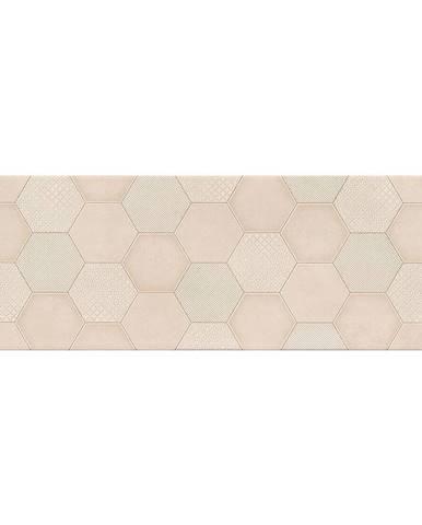 Dekor Brazil Hexagon Cream 20/60