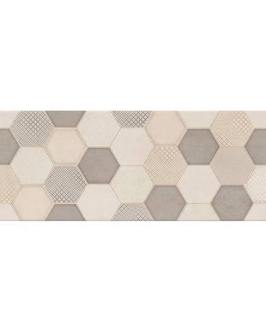 Nástěnný obklad Brazil Hexagon Mix 20/60
