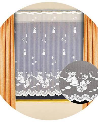 Záclona kusová Andros 250x200 h3088 24