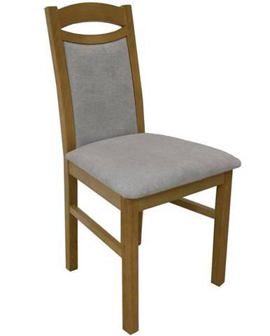 Židle Dub Craft Zlaty Monolith 85