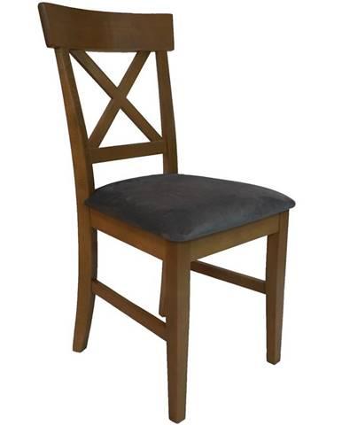 Židle Dub Wotan Tk.Monolith 85