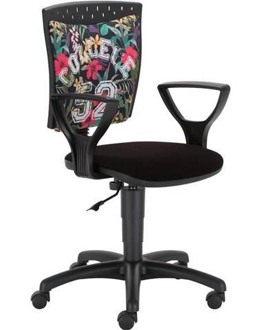 Otáčecí Židle Stilo 09 College