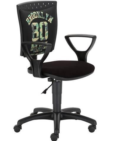 Otáčecí Židle Stilo 09 Moro 80
