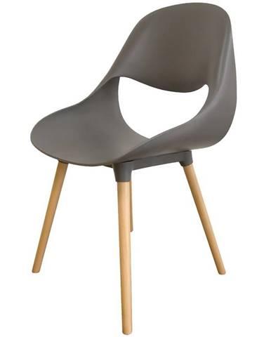 Židle Chicago Šedá