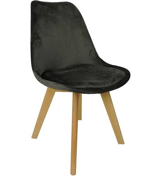 BAUMAX Židle Mia Antracyt