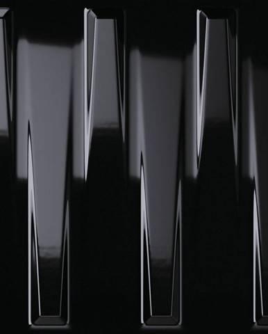 Dekor Dutton Black Gloss 25/25