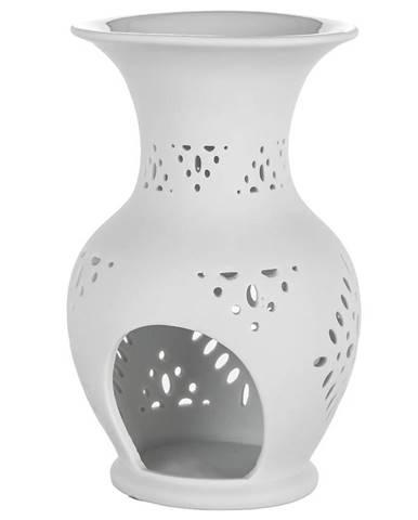 Aroma lampa porcelan. 9x14cm bílá 63914513