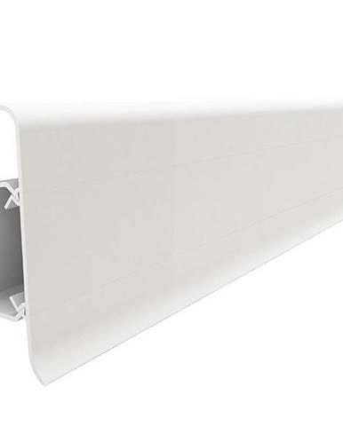 Podlahová lišta Esquero Duo 650 Bílá