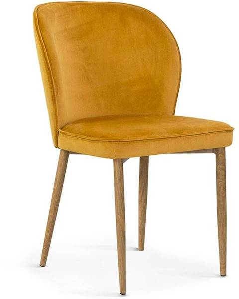BAUMAX Židle Aine Medová Barva