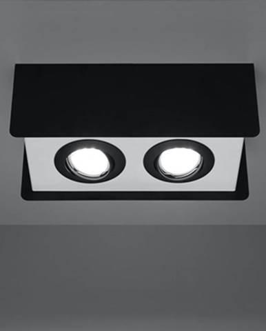 Svítidlo Quadro 2 černá A-410