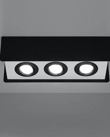 Svítidlo Quadro 3 černá A-411