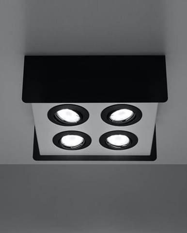 Svítidlo Quadro 4 černá A-412