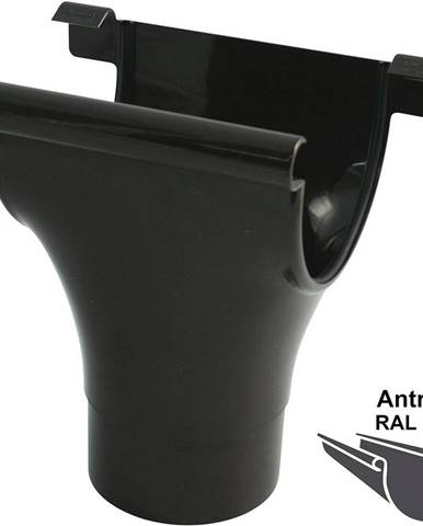 Kotlík rg 125/105  antracit