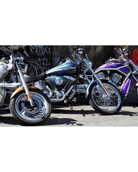 INNA Dekor skleněný - motocykly 20/50