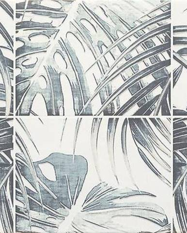 Dekor Idylla Grey 1 30,8/60,8