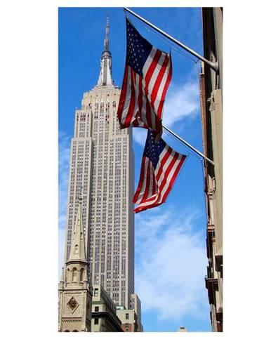 Dekor skleněný - Empire State Building 30/60