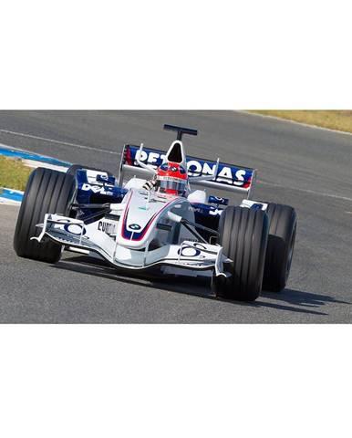 Dekor skleněný - F1 Kubica 30/60
