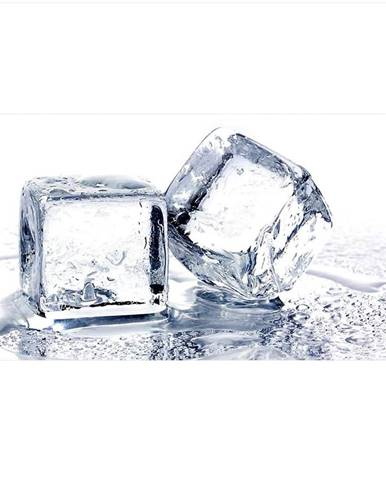 Dekor skleněný - kostky ledu 30/60