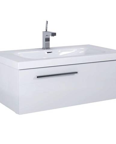 Skříňka bílá Royal 0D1S 90