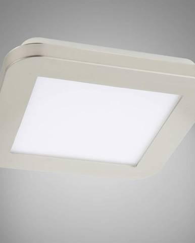 Stropní svítidlo Nexit Plafon 17x17 10w Led Ip44 Satyna+Bílá 3000k