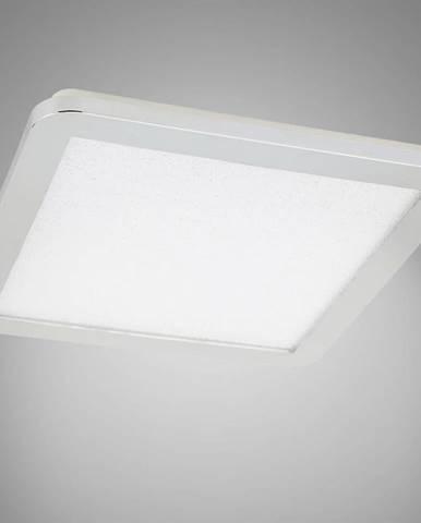 Stropní svítidlo Nexit Plafon 30x30 18w Led Ip44 Chrom+Granila 3000k