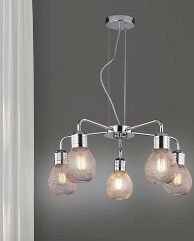 Závěsné svítidlo Gliva 5x60W E27 (bez žiarovky)