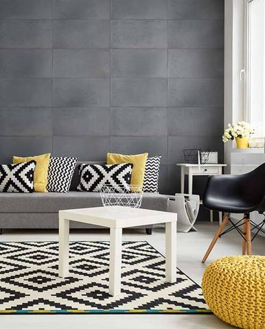 Architektonický beton 80 X 40 X 1,5 tmavě šedá