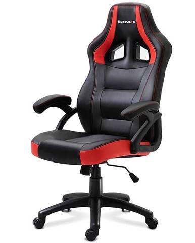 Herní Otaceci Židle Hz-Force 4.2 Červené