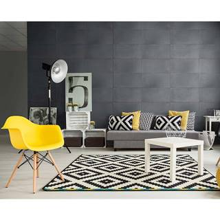 Architektonický beton 90x45x1,5/grafitová