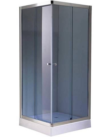 Sprchový kout čtvercový a1900f 90/90/185 grafit