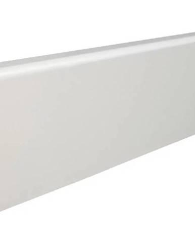 Dřevěná lišta dub biely P50 60mm 2,2mb
