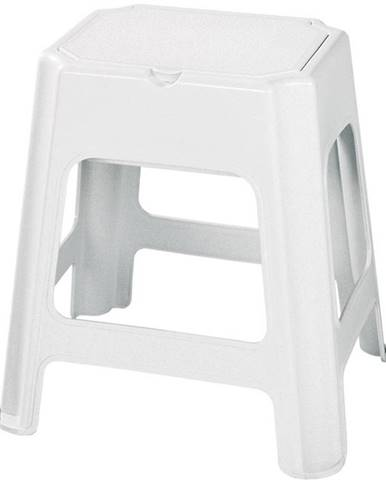 Stolička bílá 420x430x365