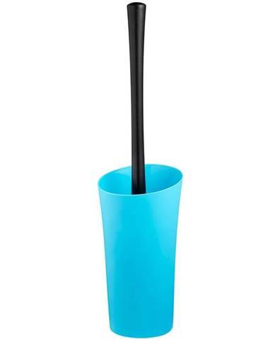 WC štětka modrá