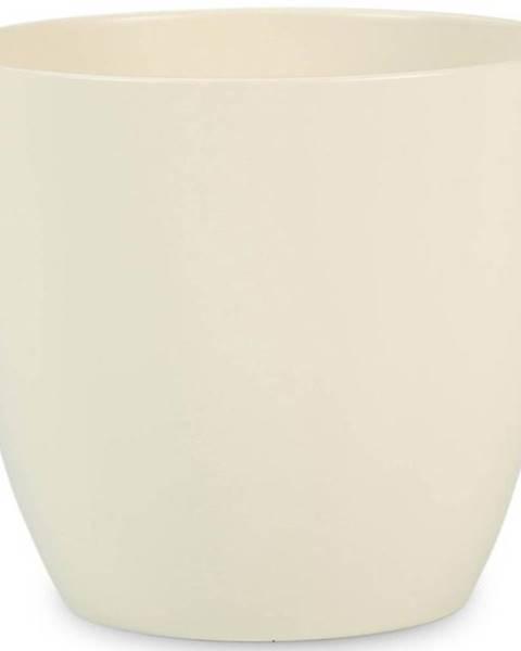 BAUMAX Obal na květináč keramický scheurich 920, ø19cm, barva krémová