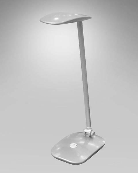 BAUMAX Stolní lampa 1343 LED stříbrná