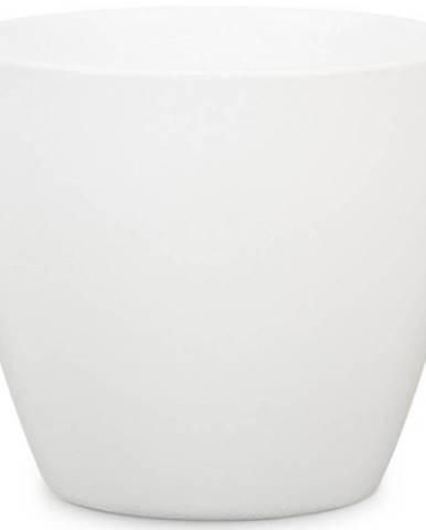 Obal na květináč keramický scheurich 920, ø22cm, barva bílá