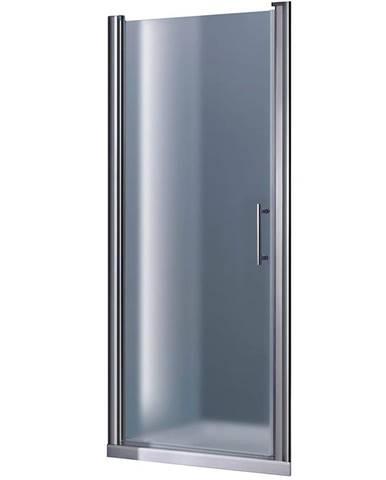 Sprchové dveře Samos 90 chromovaná mřížka