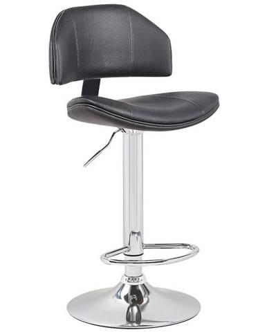Barová Židle Kwazar Černá
