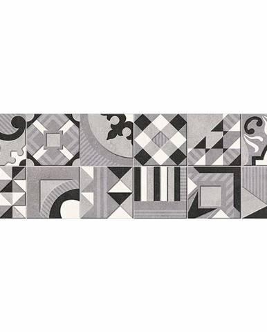 Dekor Foro gris 25/75