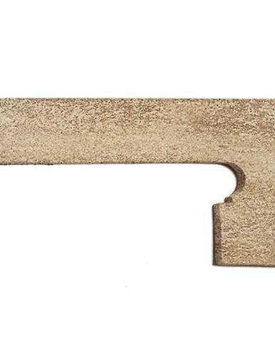 Nástěnný obklad Zanq. Columbia - béžový - pravé provedení 39/20