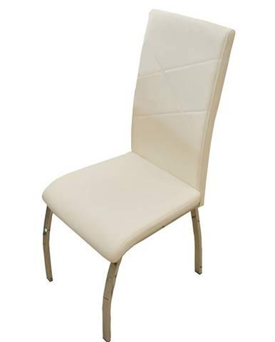 Židle Komfort bílá tc_1224